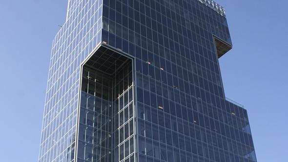 Edificio Corporativo Corpbanca