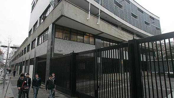 Remodelación Instituto Nacional