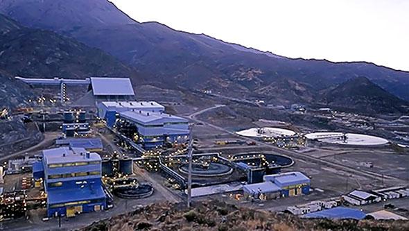 Los Pelambres, Antofagasta Minerals