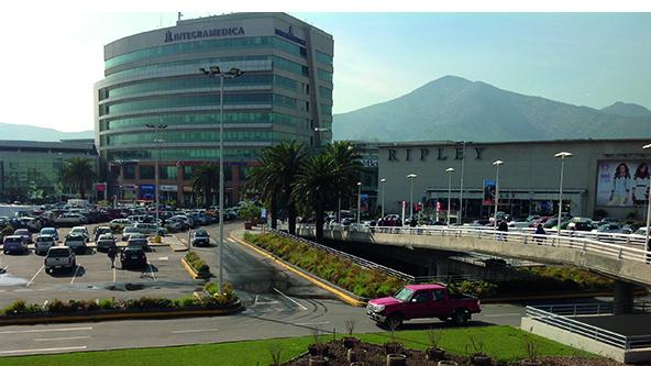 Mall Plaza Norte